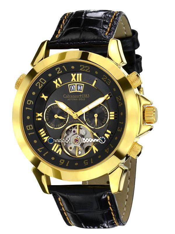 Calvaneo 1583 Astonia Gold Black Ref Cm Asg 07 An107635