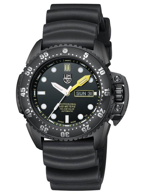 Luminox Sea Deep Dive Black Ref Xs1521 50atm 44mm 1520 Series