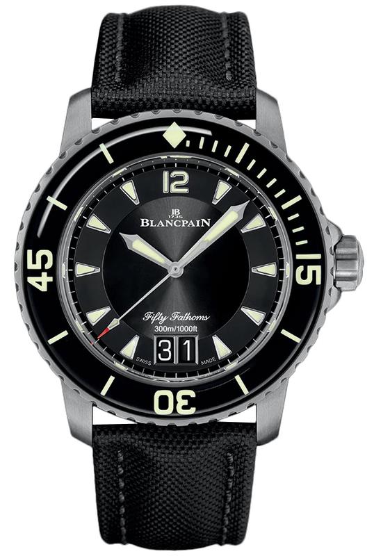 Blancpain Fifty Fathoms Ref 5050 12b30 B52a Grande Date