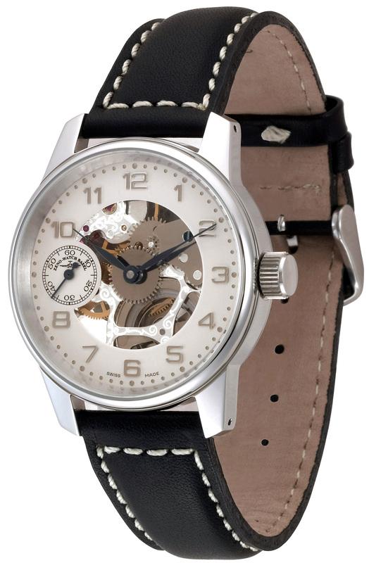 Zeno Watch Basel Classic Ref 6558 9s E2 Skeleton