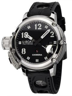 U Boat Chimera 7228 43 Mm Bk Wh Limited Edition X 999